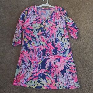 NWOT Lilly Pulitzer t-shirt dress